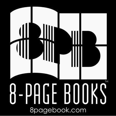 8pagebooklogo
